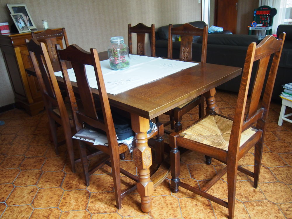 salle à manger style basque 500 Sendets (33)