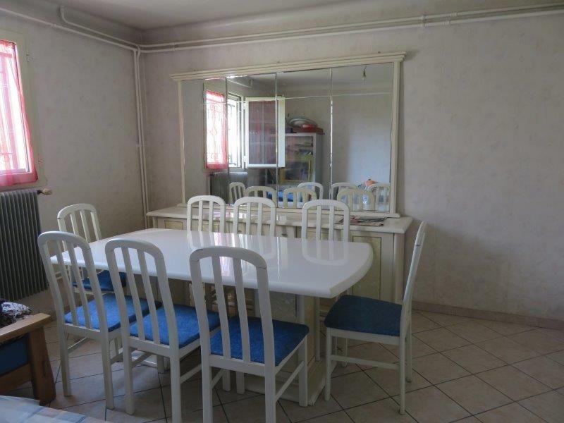 Salle à manger(table+chaises+living+miroir). 350 Villette-de-Vienne (38)