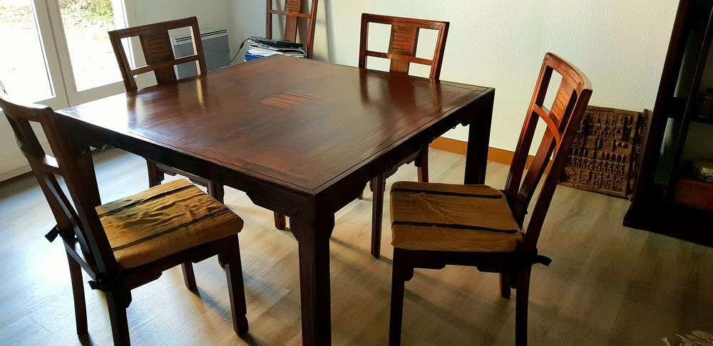 Salle à  manger table et 6 chaises  1300 Aix-en-Provence (13)