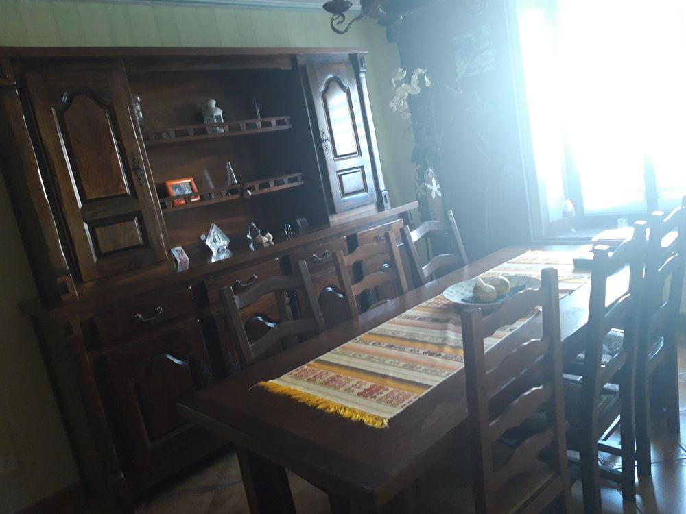 Salle a manger+vaisselier+ table+chaise 100 Mirecourt (88)
