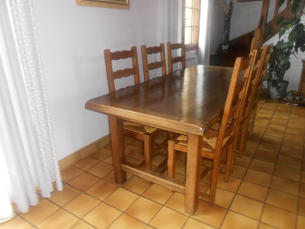 Achetez salle manger occasion annonce vente la haye malherbe 27 wb1567 - Salle a manger occasion ...