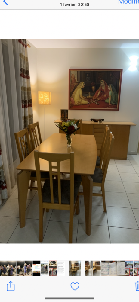 Salle à manger  480 Saint-Denis (97)