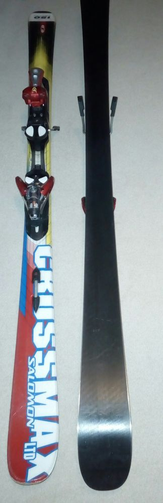 Ski SALOMON  Crossmax 150cm 80 Saint-Pourçain-sur-Sioule (03)