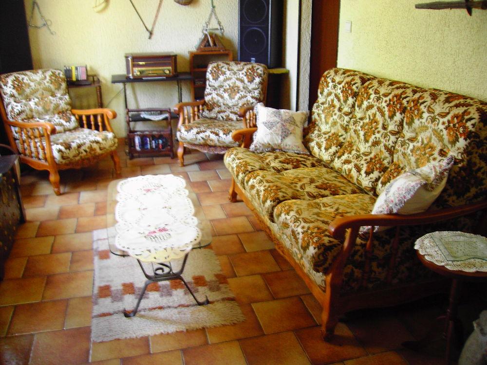 salon ( bois et velours ) 0 Montgaillard (09)