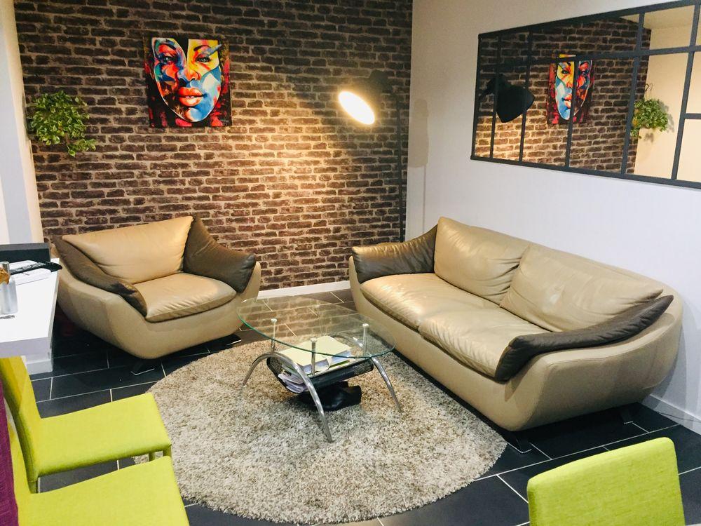 salon canapé fauteuil  650 Paris 19 (75)