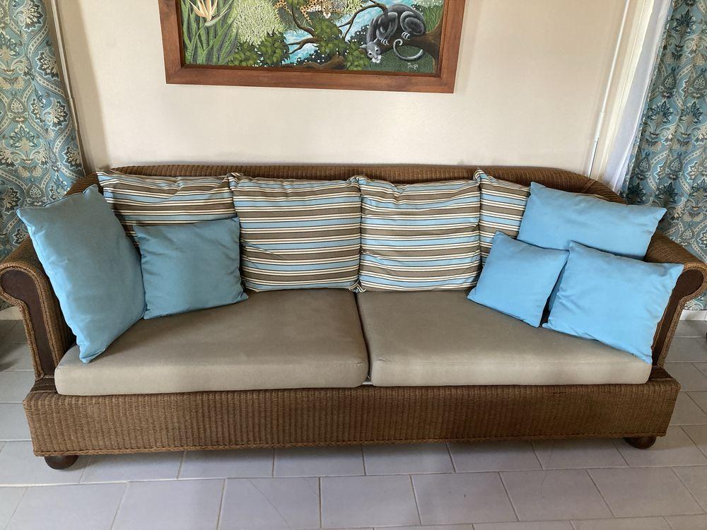 Salon : canapé et 2 fauteuils 600 Saint-Martin (97)