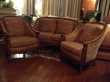 Salon canape (2 place) et deux fauteuils en excellent etat