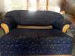 Salon 2 canapés convertibles et fauteuil Meubles