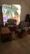 salon 2 canapés table basse tapis La Possession (97)