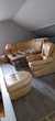 Salon complet cuir jaune 400 Bonny-sur-Loire (45)