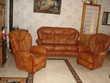 Salon cuir 3 pièces 800 Lissac-et-Mouret (46)