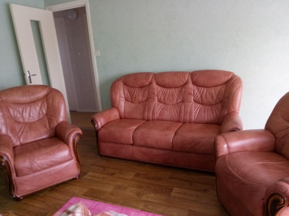 Achetez Salon Dax40 Cuir Canapé En À Quasi NeufAnnonce Vente WDIH2E9