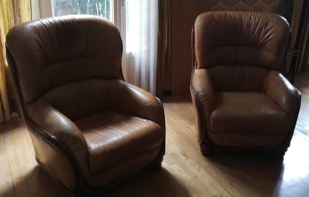 Salon en cuir  0 Saint-Gervais-la-Forêt (41)