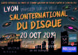 SALON INTERNATIONAL DU DISQUE Villeurbanne (69)
