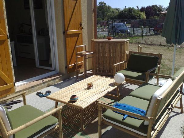 Achetez salon de jardin en occasion, annonce vente à Seysses (31 ...