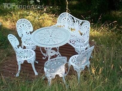Achetez salon de jardin occasion, annonce vente à La Motte (83 ...