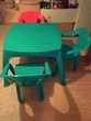 Salon de jardin enfants Mobilier enfants