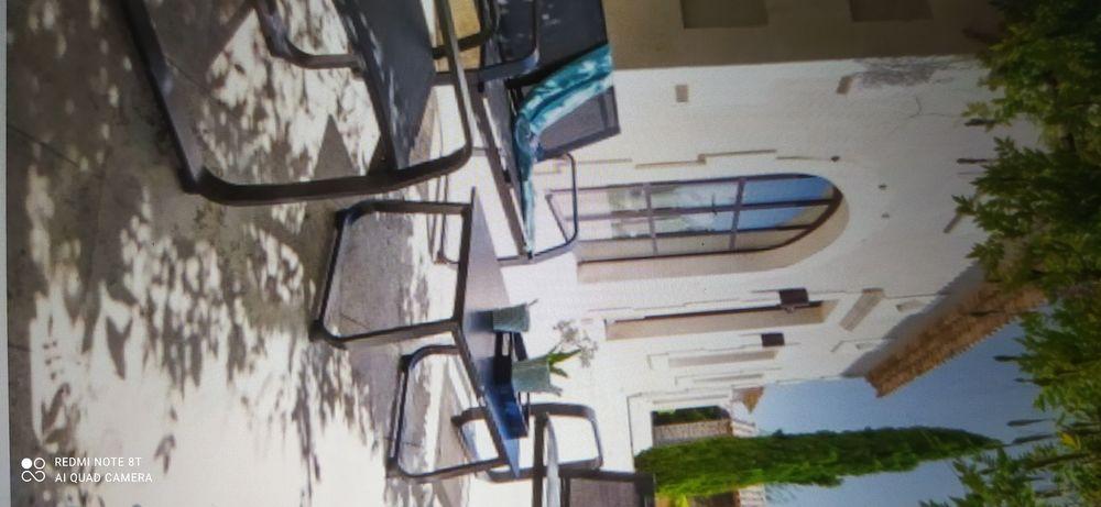 Salon de jardin extérieur 4 pieces 195 Sarras (07)