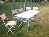 Salons de jardin occasion , annonces achat et vente de ...