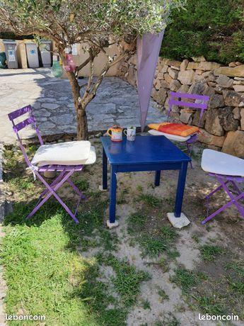 Salon de jardin style campagne 30 Le Revest-les-Eaux (83)