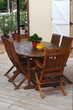 Achetez salon de jardin en occasion annonce vente vielverge 21 - Huile de teck ...