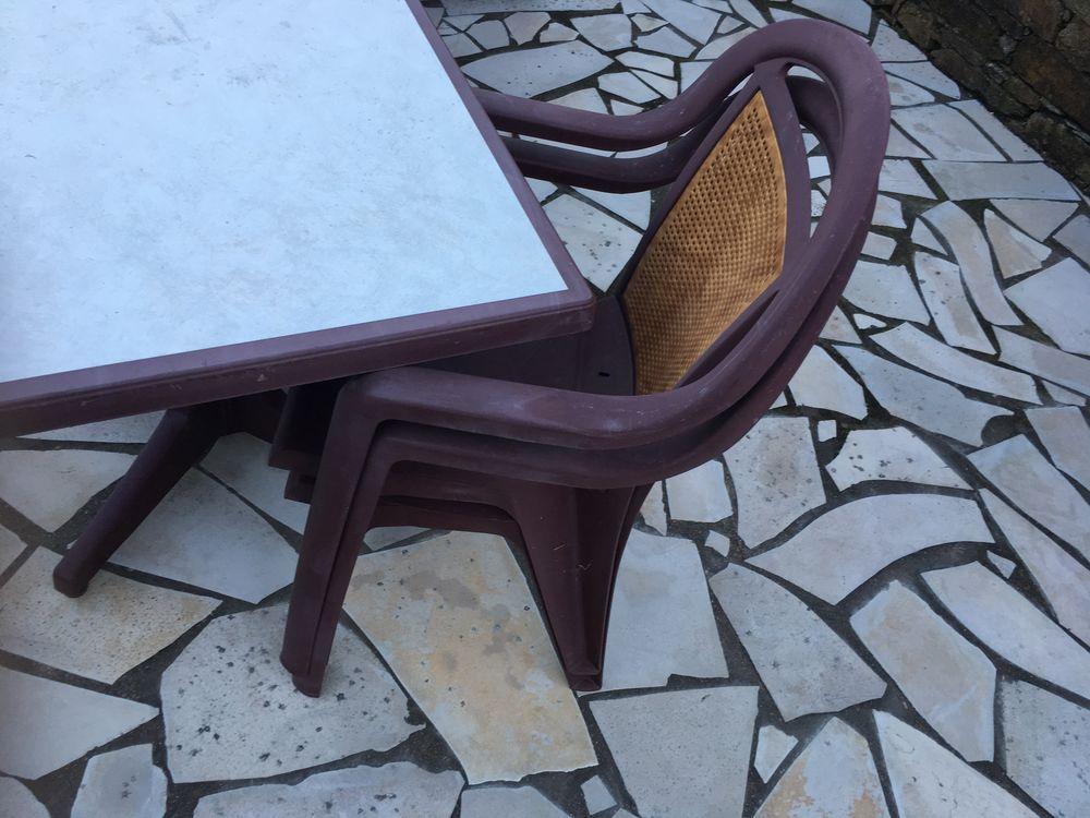Tables de jardin occasion , annonces achat et vente de tables de ...