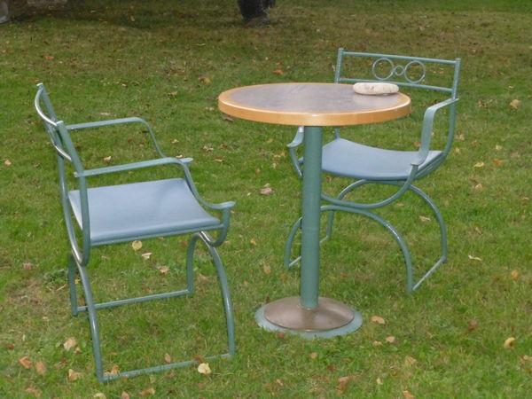 Achetez salon de jardin occasion annonce vente poitiers 86 wb151241257 - Cherche salon de jardin ...