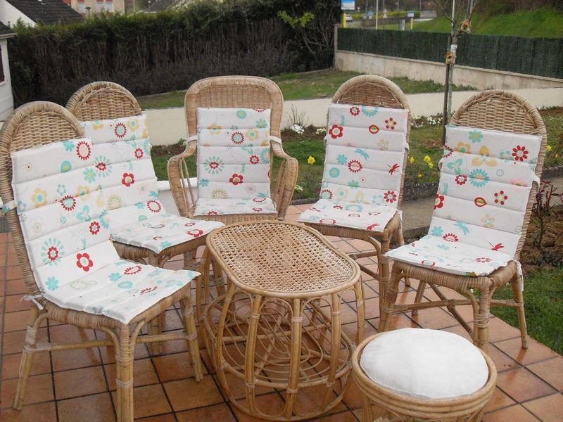 Achetez salon de jardin occasion annonce vente montereau fault yonne 77 - Cherche salon de jardin ...
