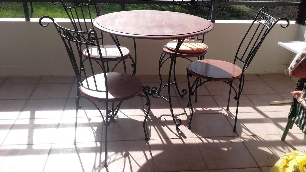 Tables De Jardin Occasion Dans L Ain 01 Annonces Achat Et Vente