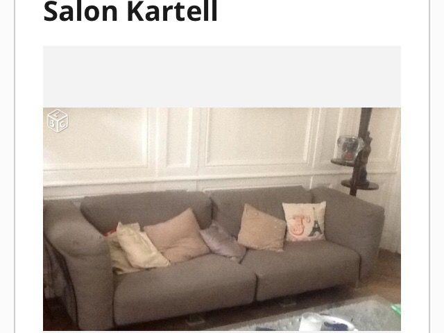 Salon kartell 4900 Rennes (35)