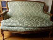 salon Louis XV  avec table en marbre 985 Six-Fours-les-Plages (83)