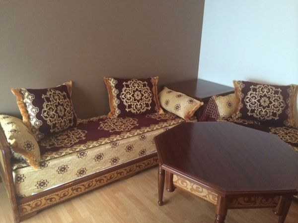 Achetez salon marocain avec occasion annonce vente for K meuble salon marocain