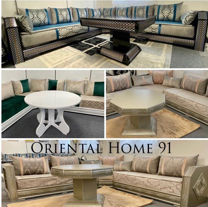 salon marocain moderne 300 Paris 13 (75)