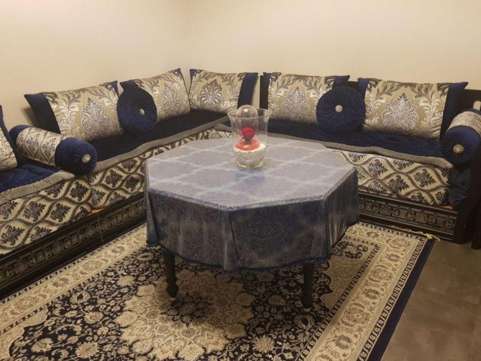 Salon marocain très bon état  1500 Ugine (73)