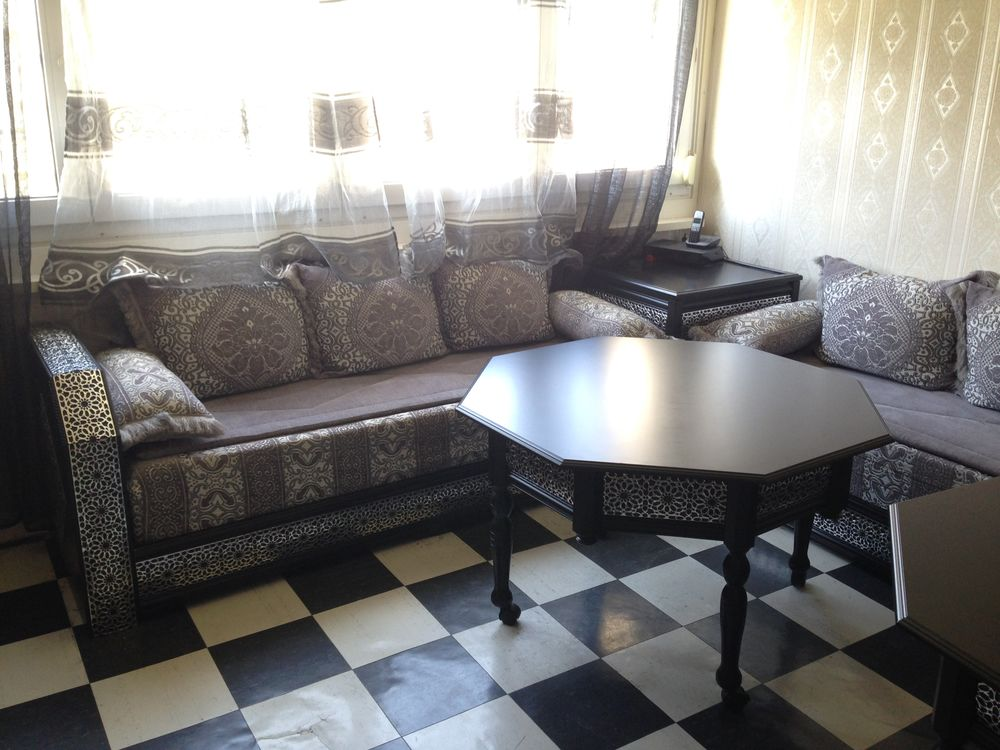 Achetez salon marocain occasion annonce vente meudon la for K meuble salon marocain