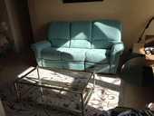 Salon relaxation 3 places et fauteuil 350 Le Mans (72)