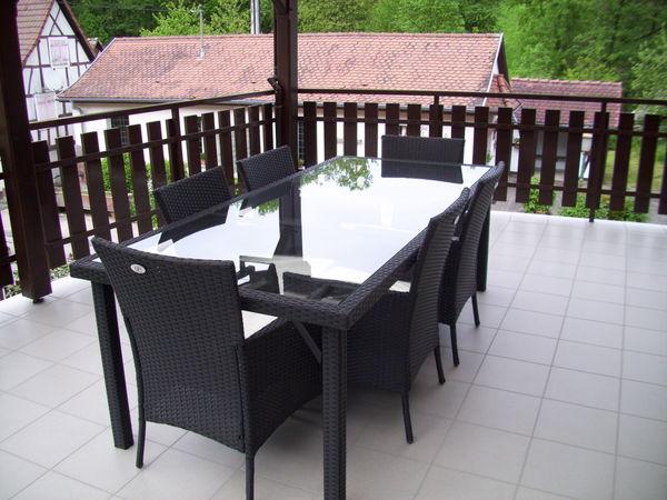 Tables de jardin occasion dans le Bas-Rhin (67), annonces achat et ...