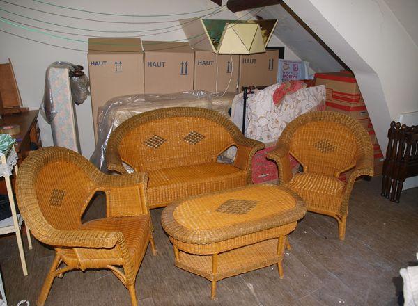 canap s rotin occasion dans le centre annonces achat et vente de canap s rotin paruvendu. Black Bedroom Furniture Sets. Home Design Ideas