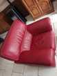 Salon rouge Meubles