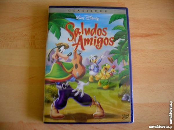 DVD SALUDOS AMIGOS Walt Disney 28 Nantes (44)