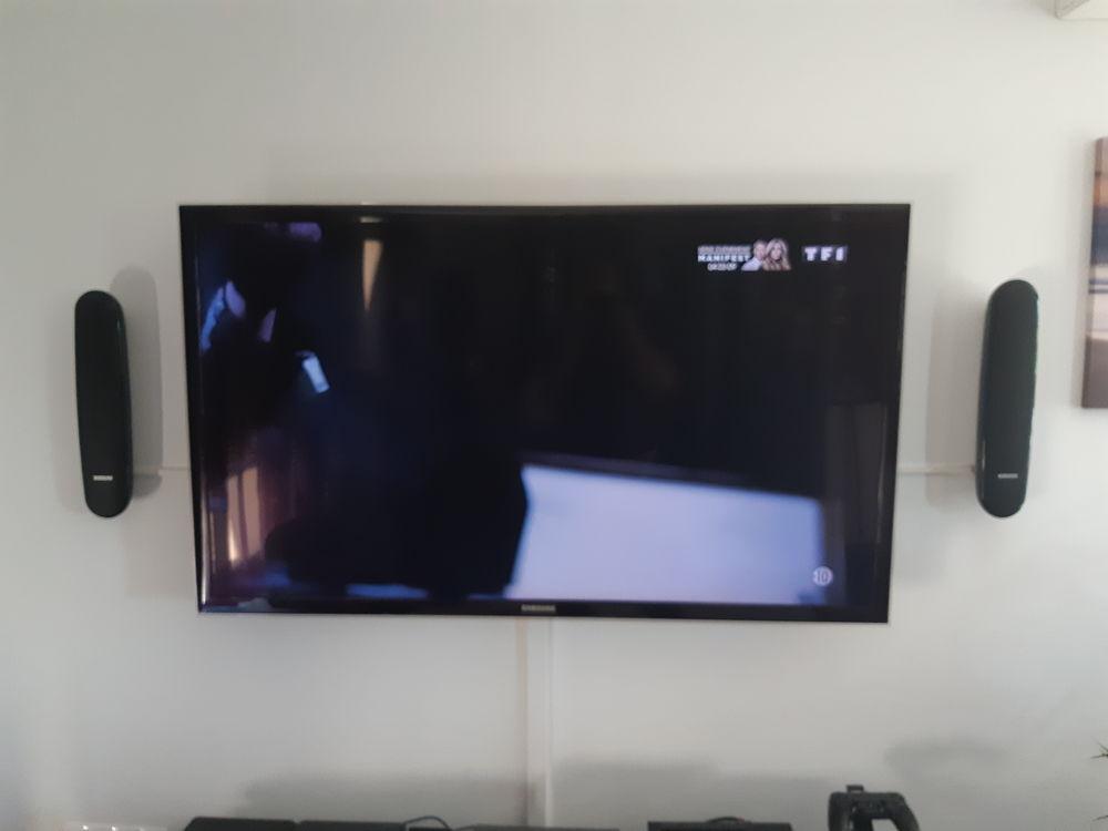 4006f1909be Tv led samsung 138cm 3d avec amplie Yamaha 400 Dienville (10)