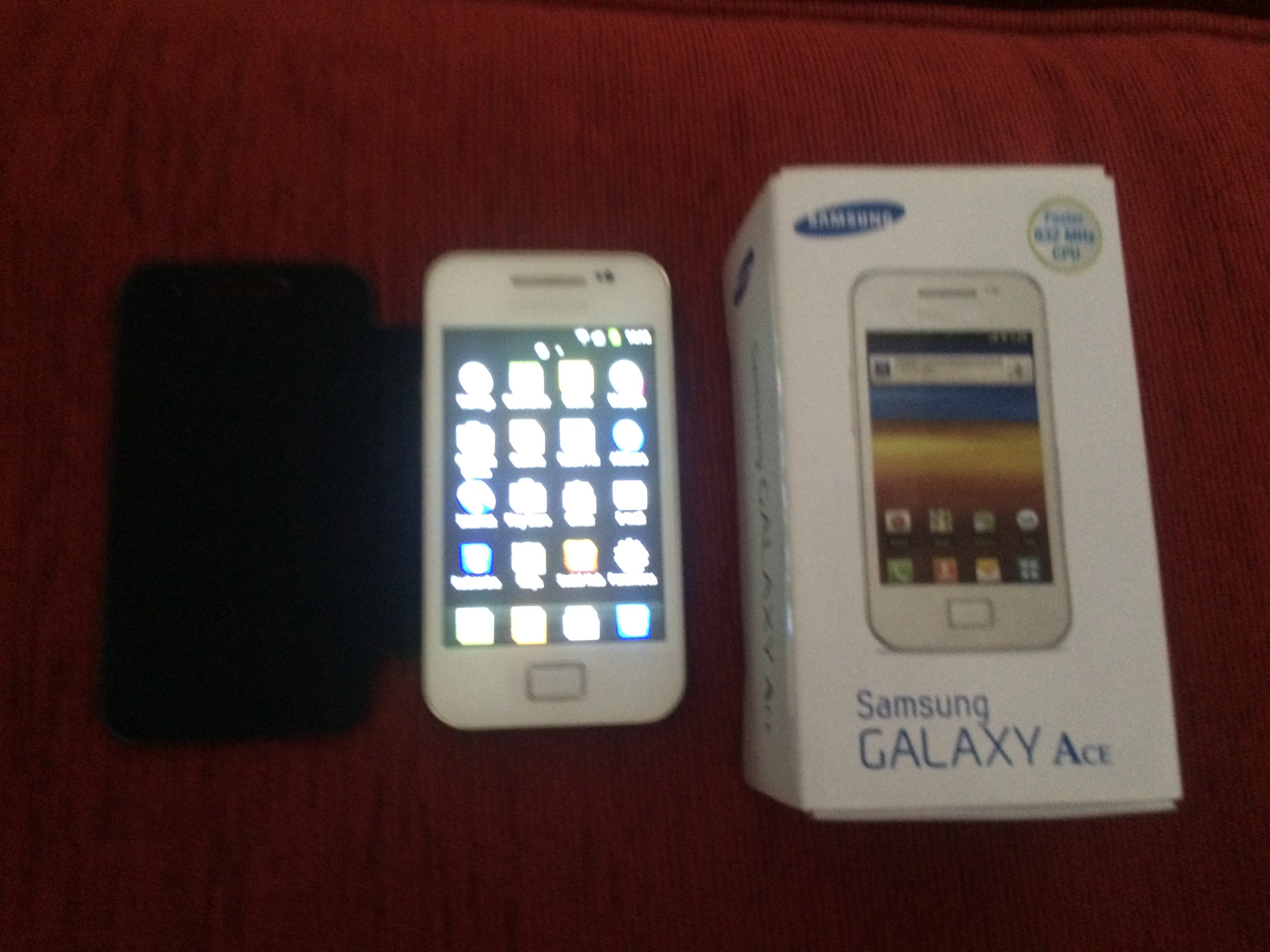 SAMSUNG GALAXI ACE 100 Montpellier (34)