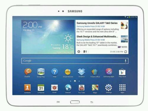 Samsung Galaxy Tab 3 10.1 16go 3g 200 Rennes (35)