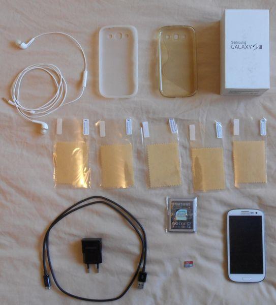 Samsung Galaxy S3 GT-I9300 avec facture 250 Agen (47)