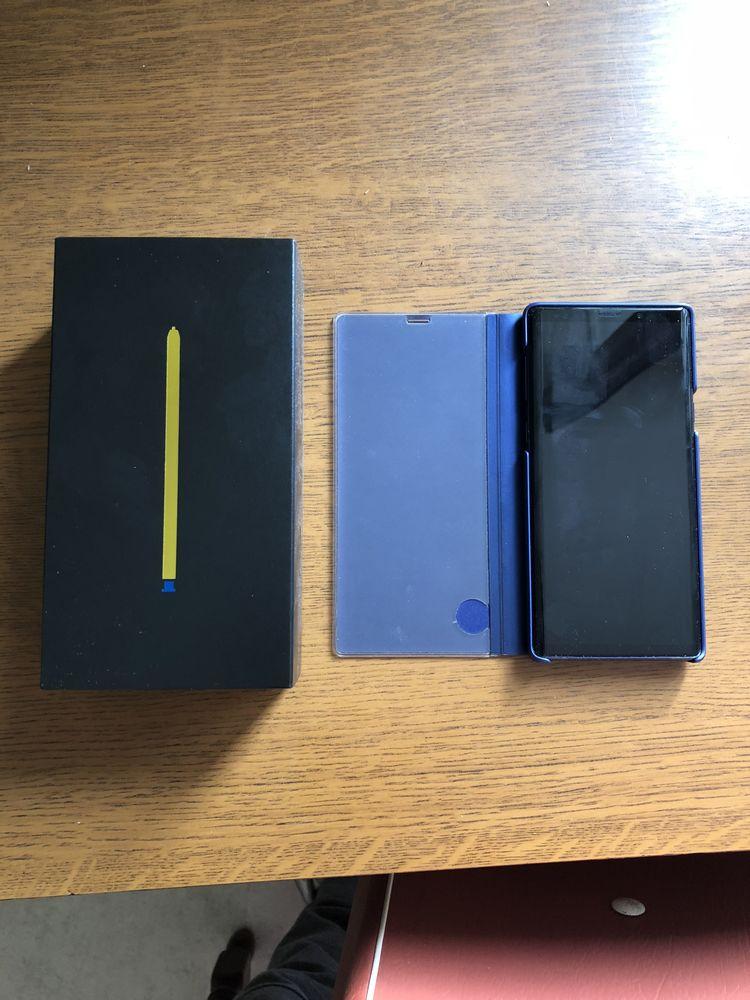 Samsung Galaxy Note 9 bleu 128 go Téléphones et tablettes