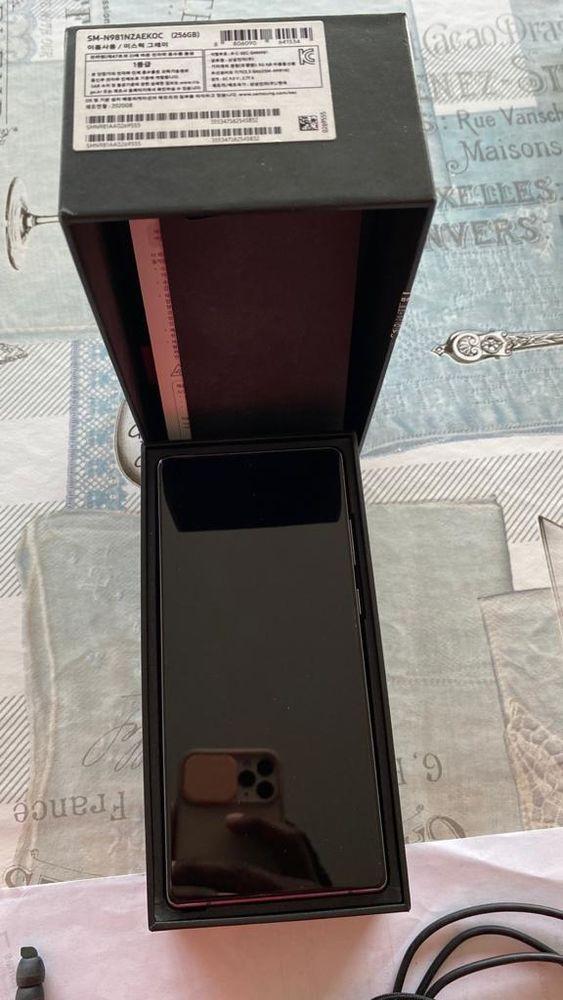 Samsung Galaxy Note20 5G SM-N981B/DS - 256 Go - Mystic Gray  0 Salon-de-Provence (13)