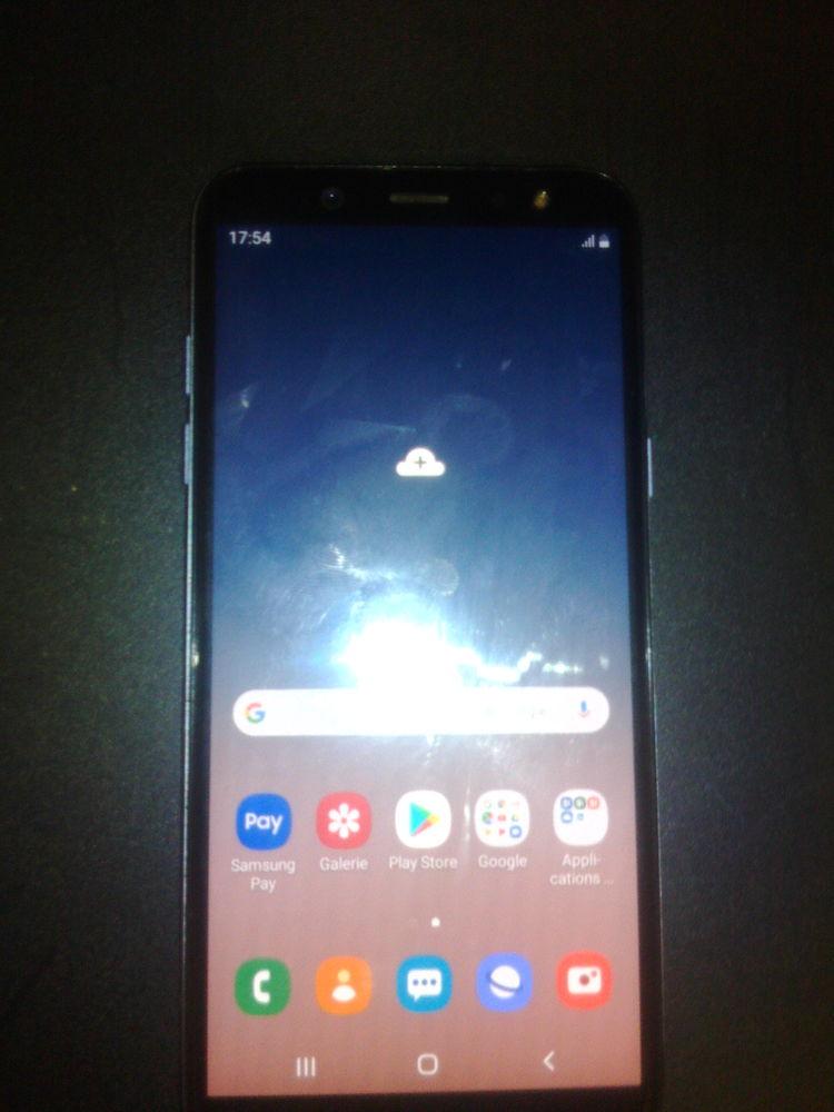 Samsung Galaxy A6 Plus (2018) 32 Go Laer Dual SIM Téléphones et tablettes
