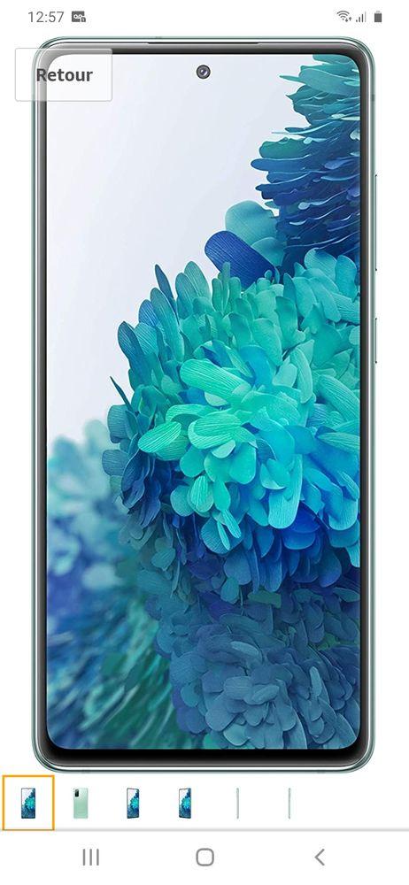 Samsung Galaxy s20 fe 5g  650 Grisolles (82)