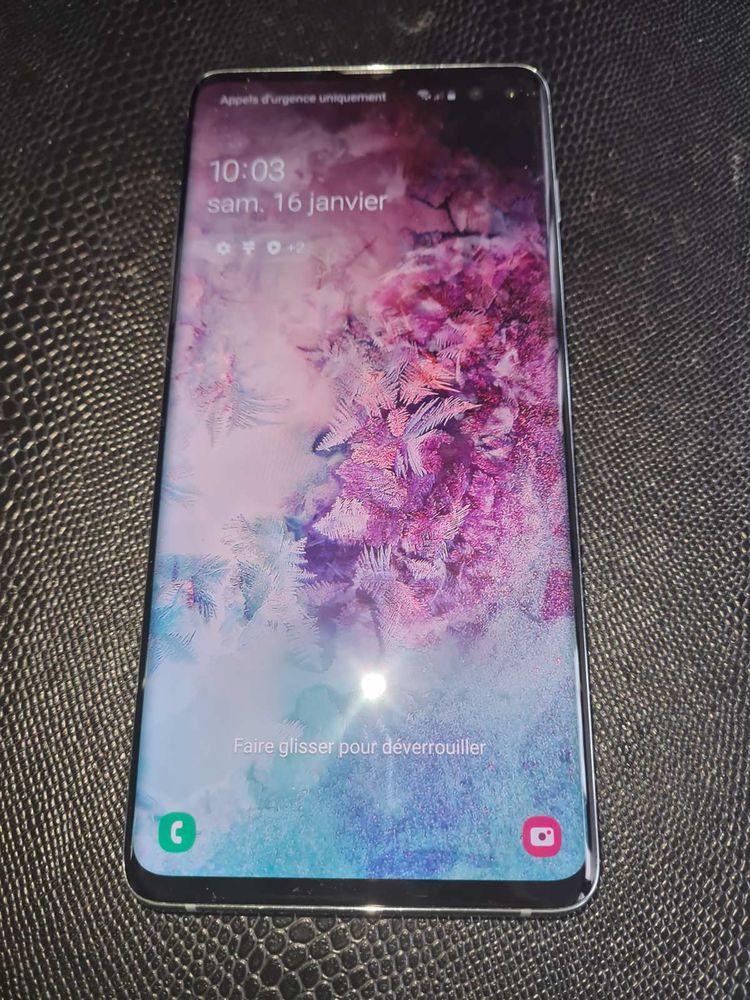 Samsung s10 plus  350 Le Quesnoy (59)