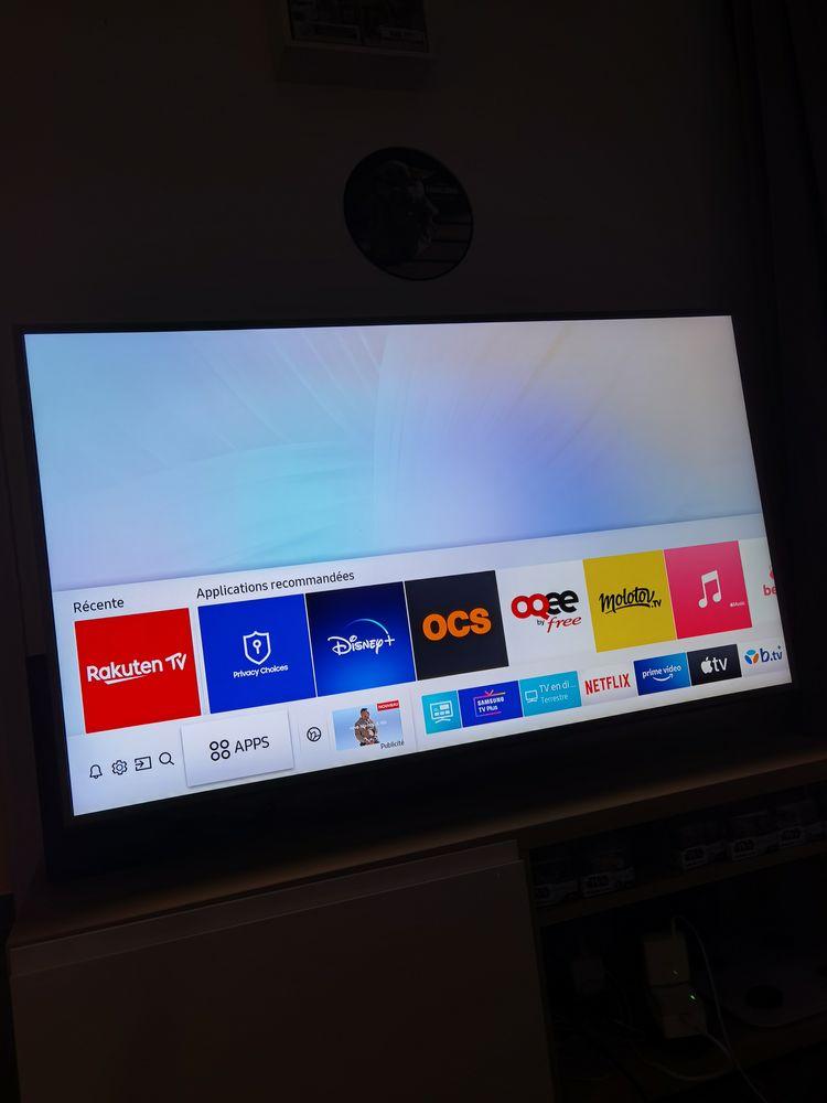 TV Samsung QLED 4k UHD 400 Salon-de-Provence (13)